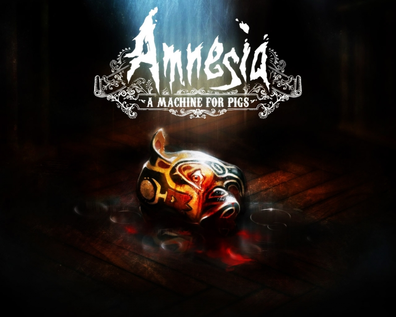 Jessica Curry - Temple Reveal Amnesia A Machine for Pigs OST