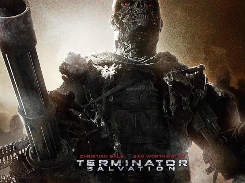 TERMINATOR SALVATION - MARCUS THEME