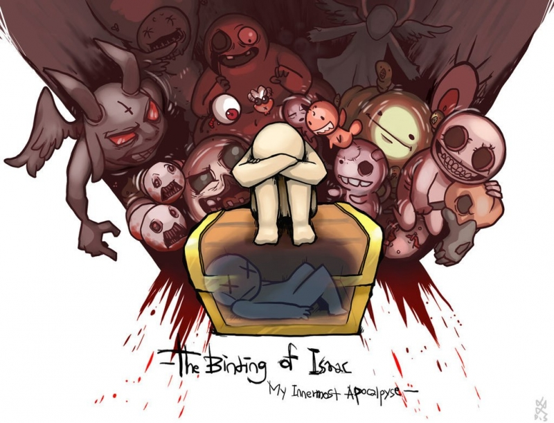 The Binding of Isaac - My Innermost Apocalypse