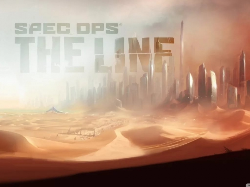 The Black Angels - You On the Run The [Spec Ops The Line OST]