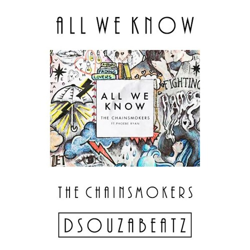 The Chainsmokers ft. Phoebe Ryan - All We Know Conro Remix