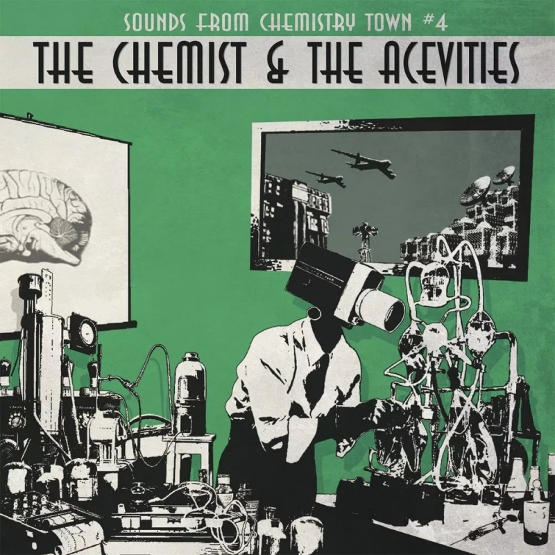 The Chemist & the Acevities - Qzaac  A Sample of Carbon-Based Wastage