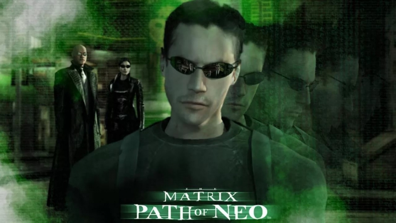 The Crystal Method - Free Your Mind Up The Matrix Path of Neo