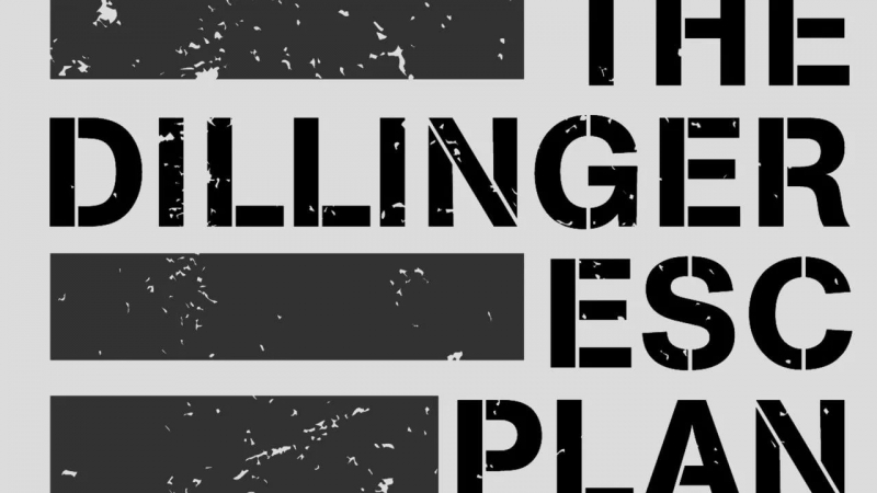 The Dillinger Escape Plan - Paranoia Shields 2013, One Of Us Is The Killer