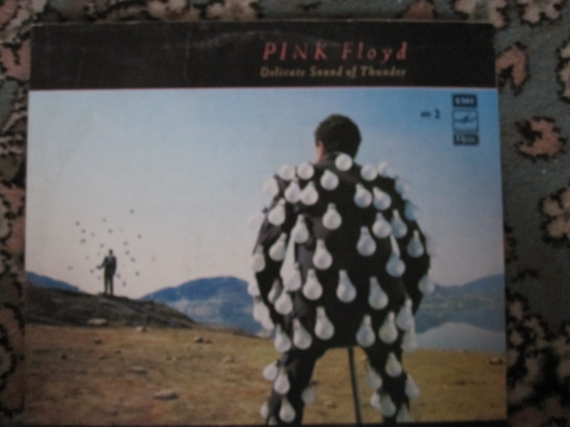"Pink Floyd - The Dogs of War ""Delicate Sound of Thunder"" 1988"