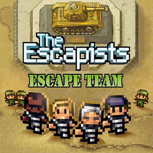 Свободное время escape team из игры the escapists dlc. Слушать.