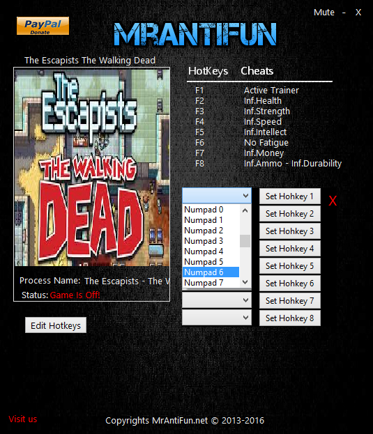 The Escapists The Walking Dead - WD Concept 02 theescapists_twd