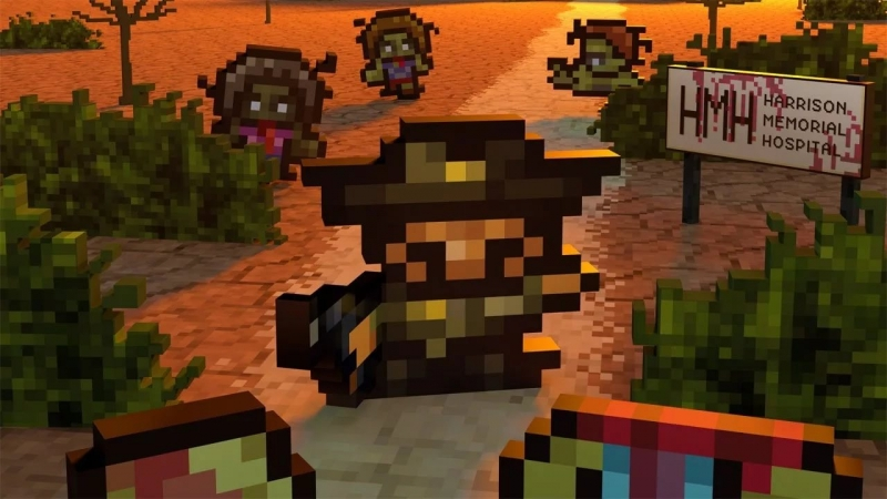 The Escapists The Walking Dead - WD Concept 03 theescapists_twd