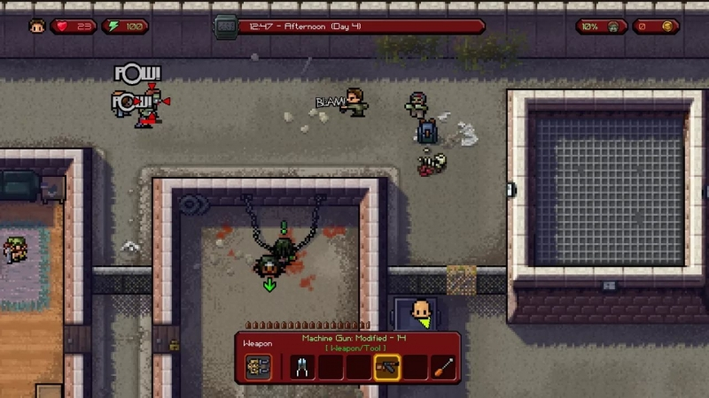 The Escapists The Walking Dead - Woodbury - RollCall theescapists_twd