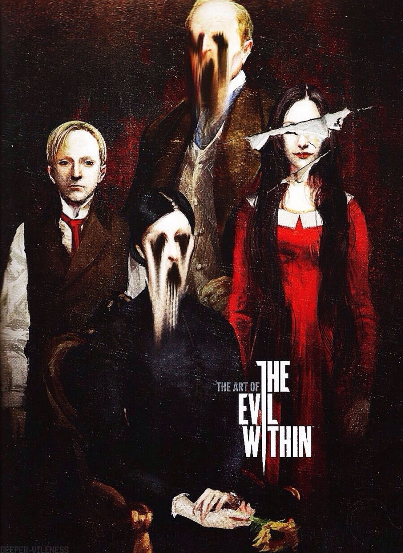 Dan Bull - The Evil Within