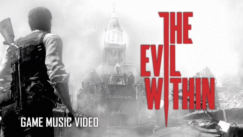 The Evil Within - Long Way Down (Gary Numan)