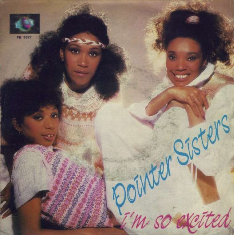 The Pointer Sisters - I'm So Excited OST Горячие головы 2