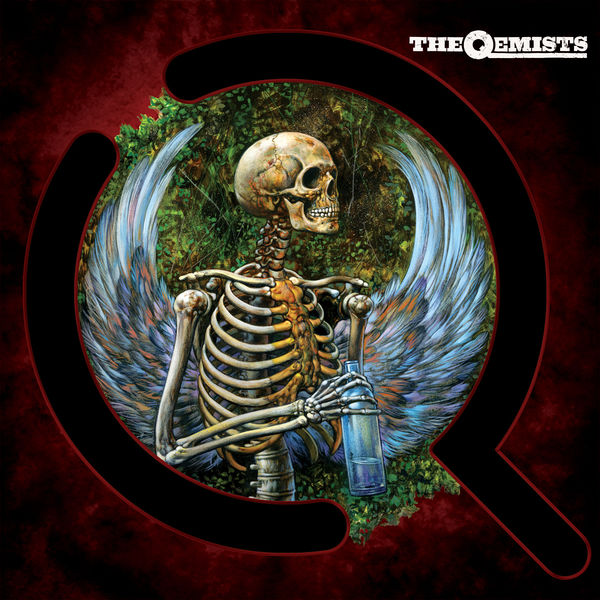 The Qemists - Fading Halo feat. Chantal of Invasion [Drum 2010] ✔