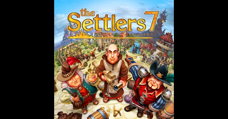 The Settlers 7 - Hero Within Revisted