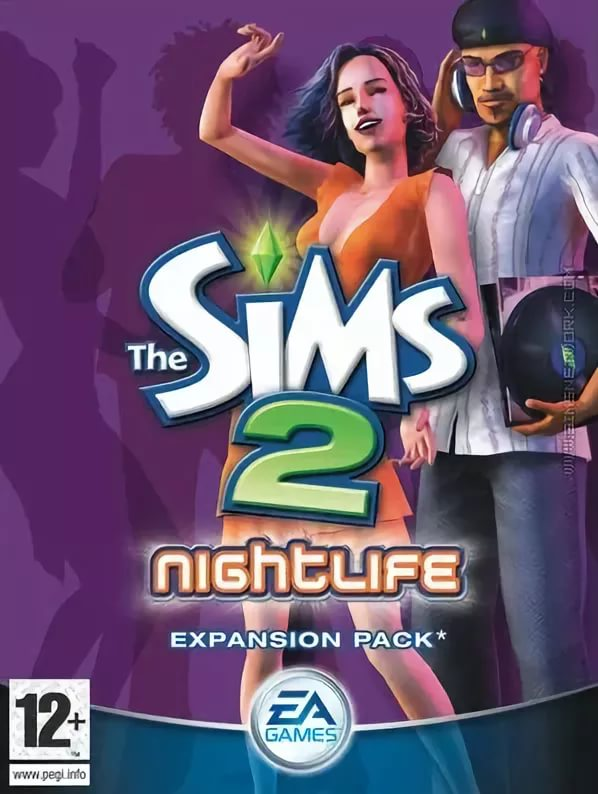 The Sims 2 - Dance The Dawn