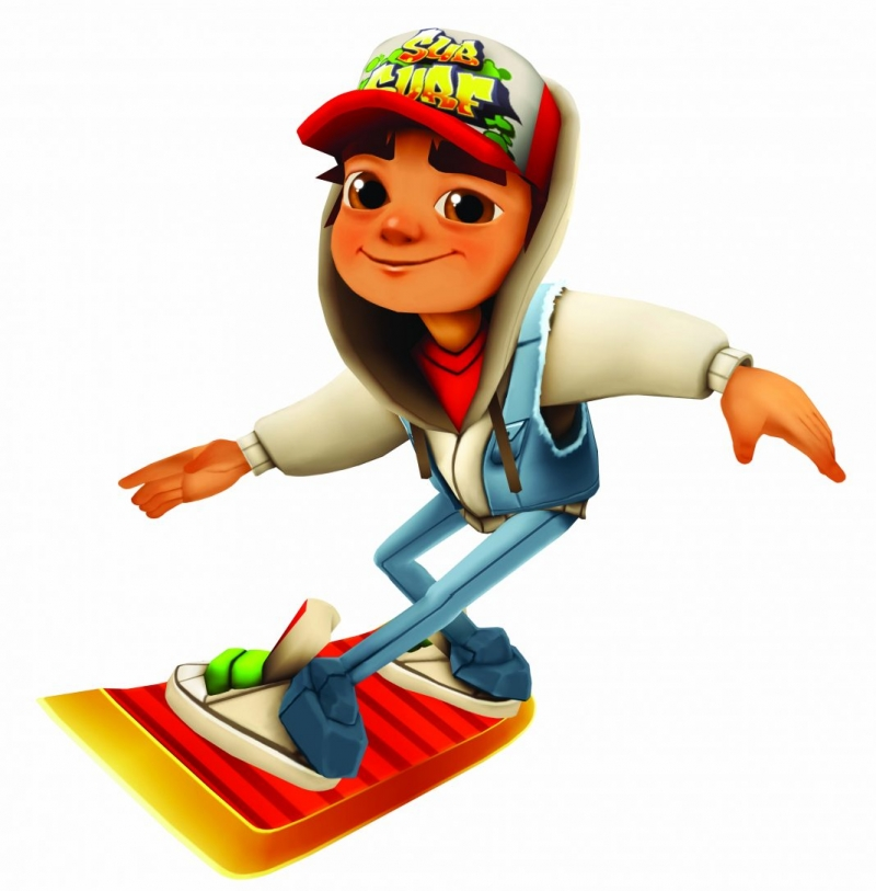 The Subway Surfers - Jealousy