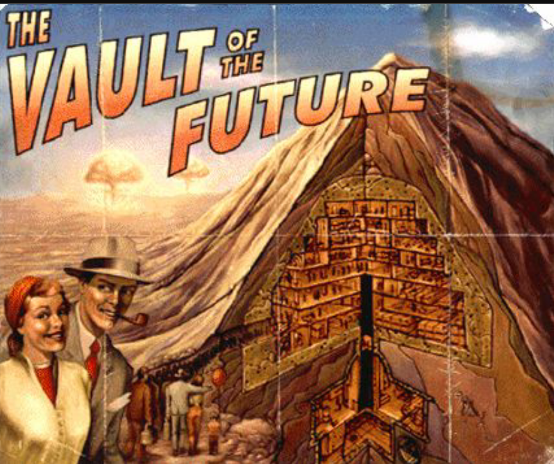 Fallout 1 - The vault of the future