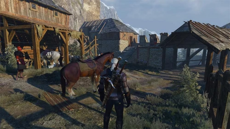 The Witcher 3 Wild Hunt - Ambient