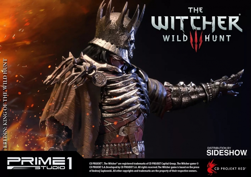 The Witcher 3 Wild Hunt - Eredin, King of the Hunt