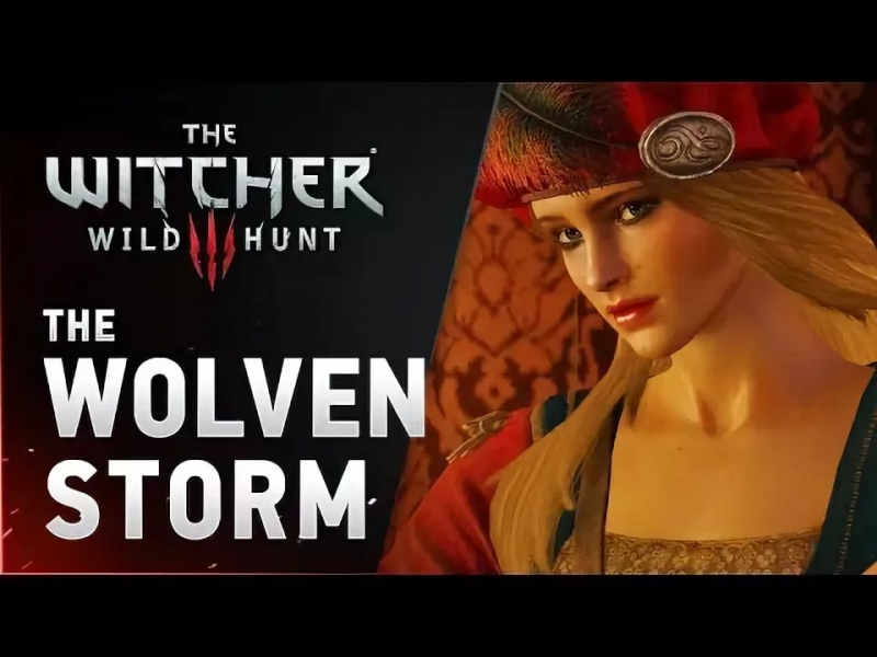 The Witcher 3 Wild Hunt - The Wolven Storm Ver.1