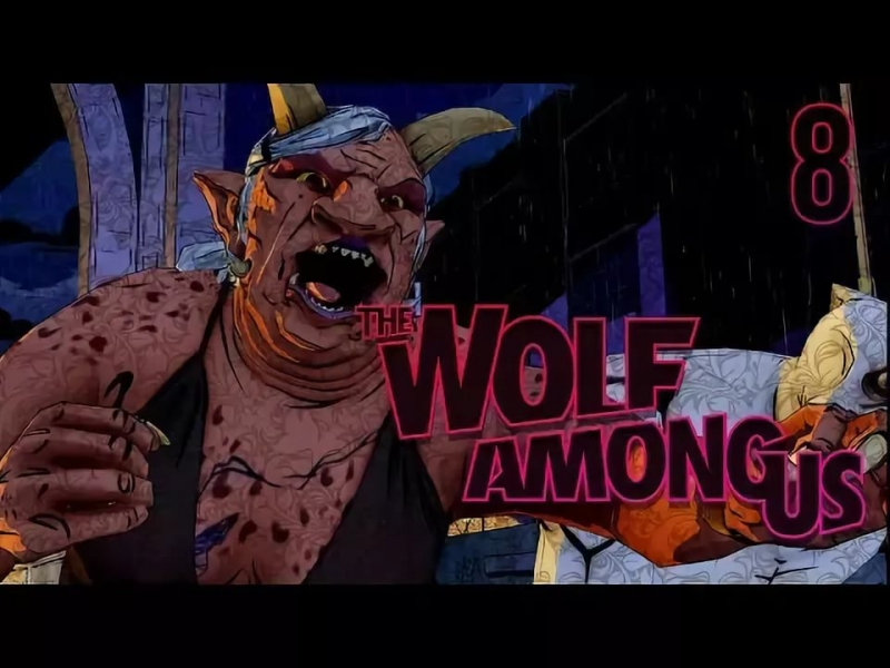 The Wolf Among Us [Ep 3] - Funeral Crashers