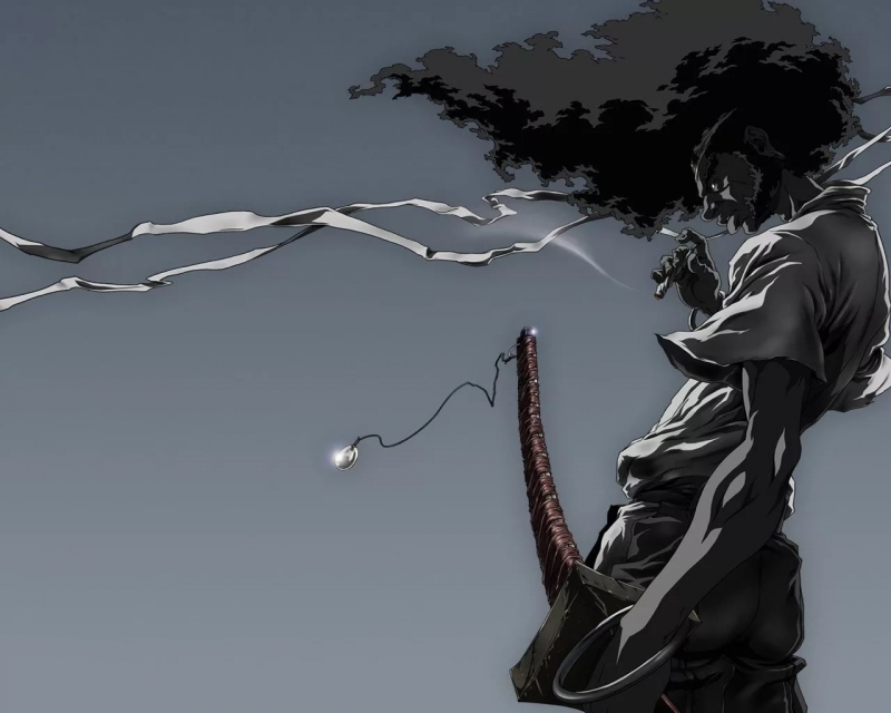 Thea Van Seijen - Fight For You Afro Samurai Resurrection OST