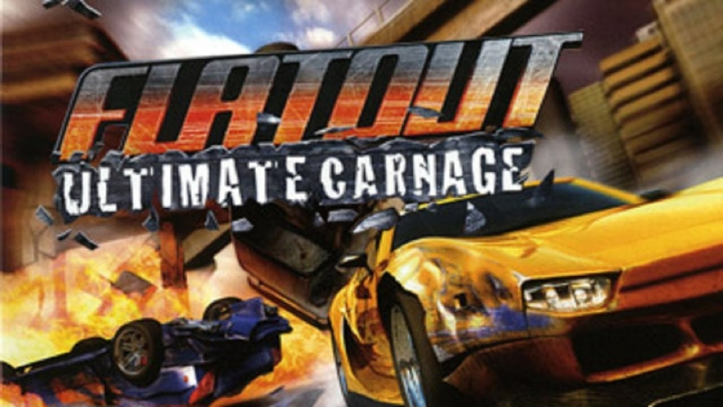 This Is Menace - Cover Girl Monument Flatout Ultimate Carnage