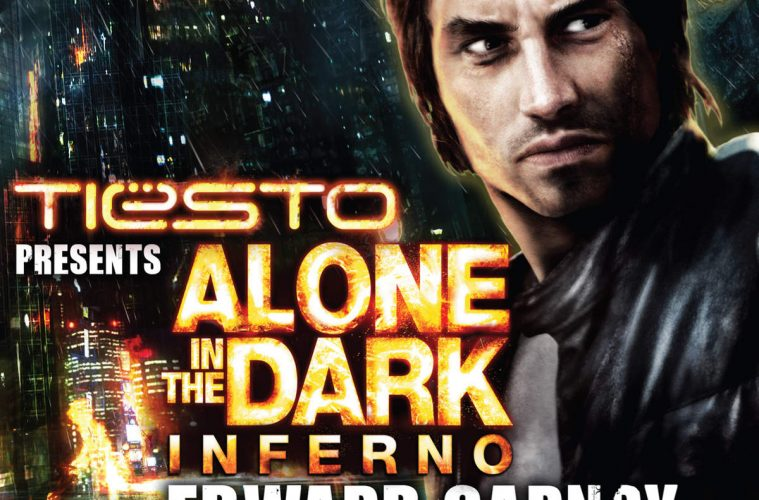 = Tiesto presents Alone In The Dark - Edward Carnby Tiesto Vocal Mix [I ❤ music]
