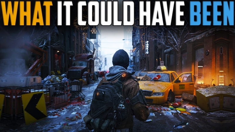 Tom Clancy's The Division OST - The End Is NY