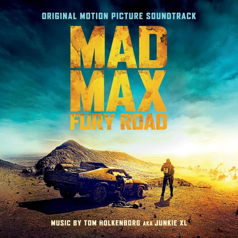 Tom Holkenborg - Redemption  OST Mad Max Fury Road