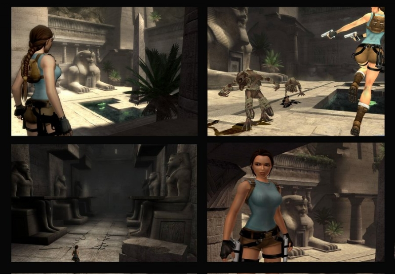 tomb raider anniversary - croft manor theme