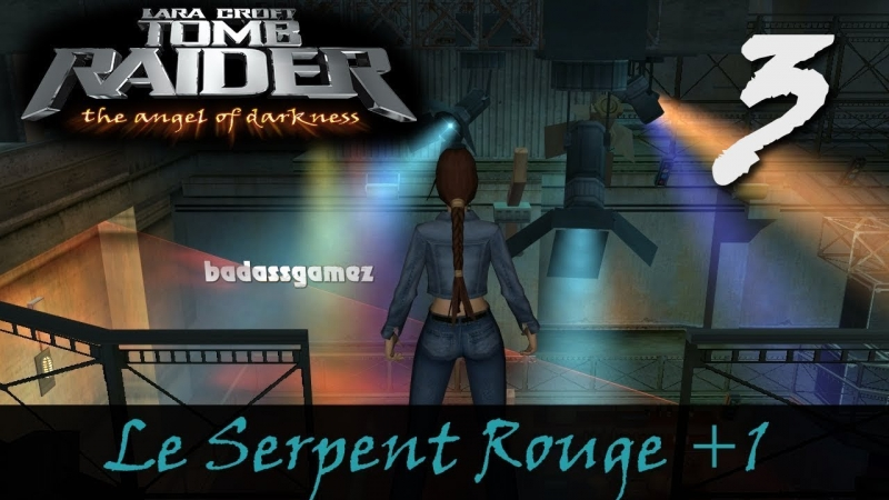 Tomb Raider AoD - Le Serpent Rouge 2