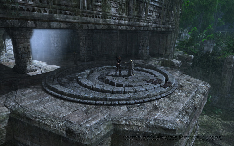 Tomb Raider Underworld - Temples Of Mexico