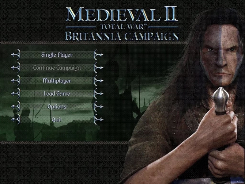 Total War - Medieval 2 Kingdoms - Britannia Main Theme