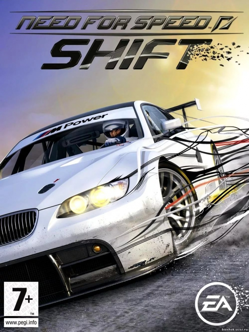 track 3 - ost nfs shift