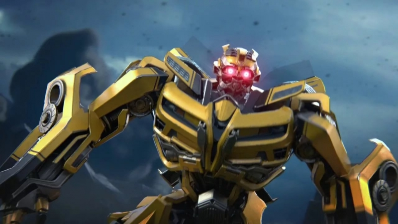 Transformers Fall of Cybertron OST - 05 - Bee Rolls Out