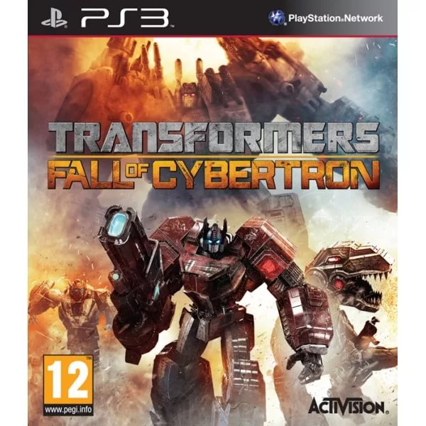 Transformers Fall of Cybertron OST - 13 - The Guardian