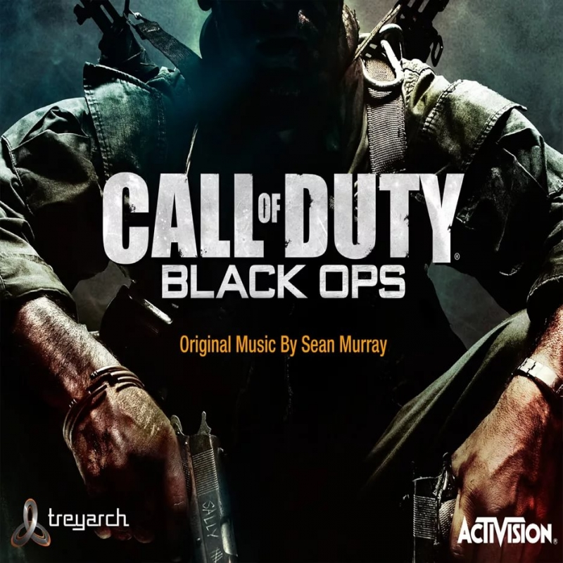 Treyarch - Call of duty Black Ops 2 official ost