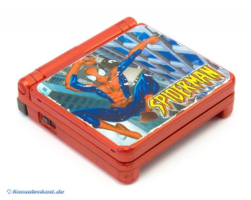 Ultimate Spider-Man GBA - Track 4