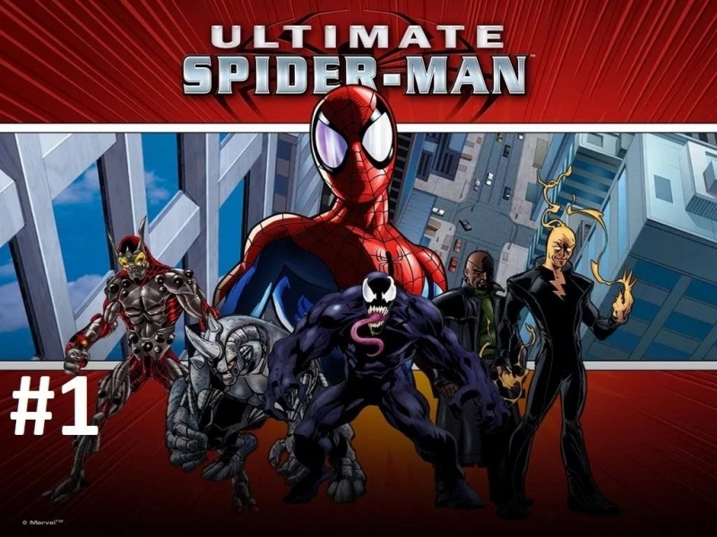Ultimate Spider-Man [OST] - Rhino
