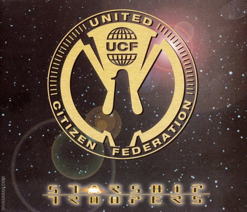 United Citizen Federation - Starship Troopers