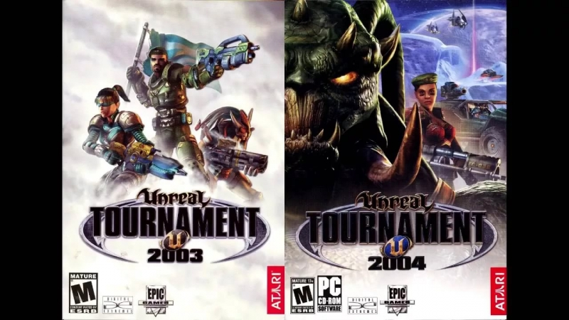 Unreal Tournament 2004 OST - Level15
