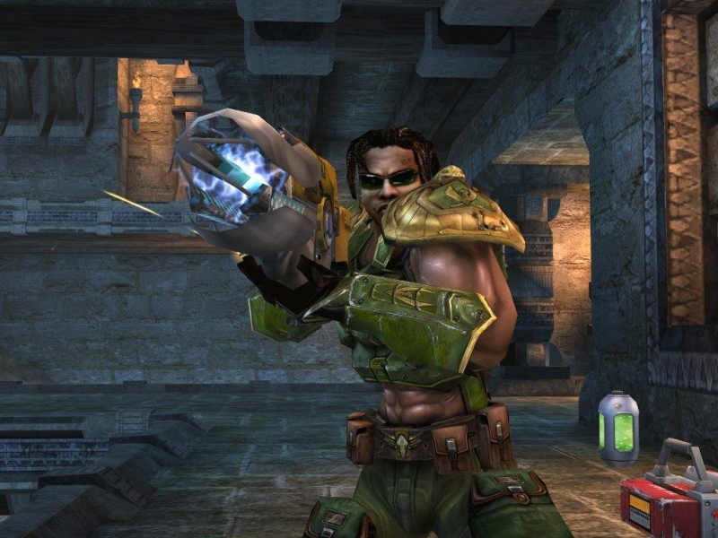 Unreal Tournament 3 - SDG ONS-08