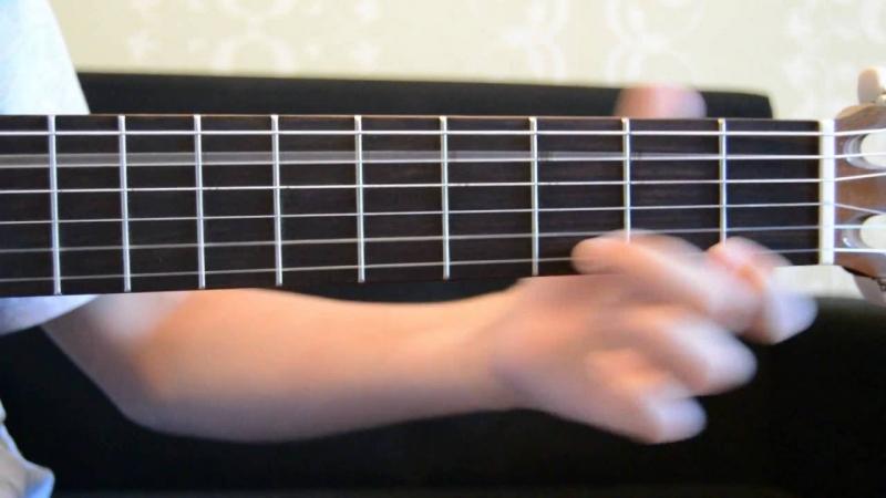 как лучше мелодии на гитаре видеоразбор Октябрьского района