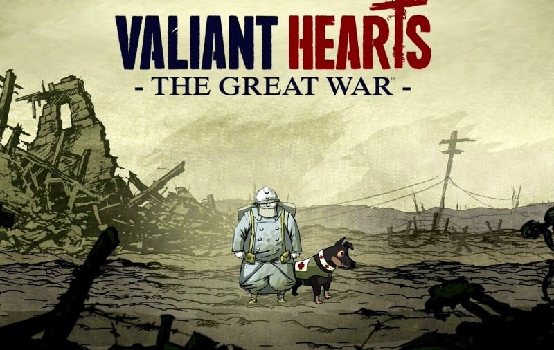 Valiant Hearts The Great War - Lonely Pebble