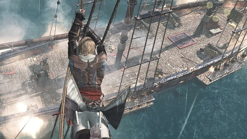 Vitaliy Zavadskyy - Assassins Creed 4