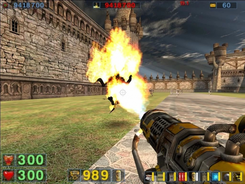 .Vodoo. для игры Serious Sam - .Vodoo. для игры Serious Sam