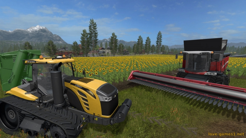 Всё для Farming Simulator 2015-2017 |Aimi - Power Of Goodbye Radio Edit