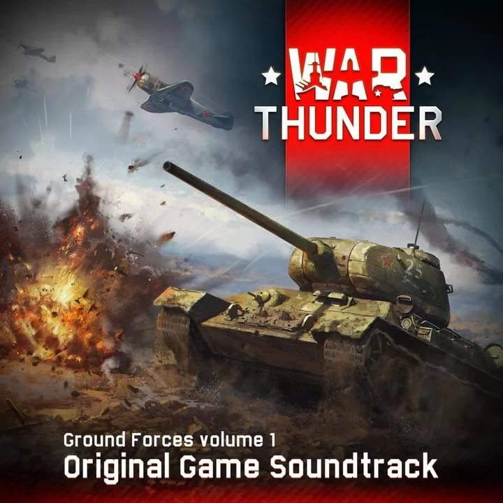 War Thunder Ground Forces OST - Victoria