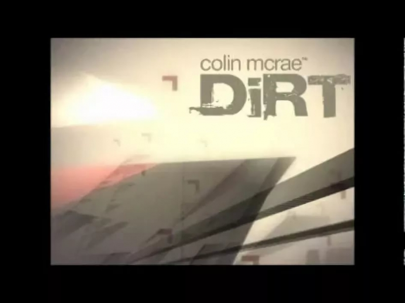 - Like A Drug Colin McRae Dirt OST